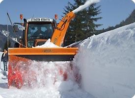 Снегоротор Westa 1050