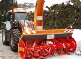 Снегоротор Westa 900