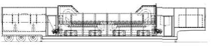 Схема снегоплавильной установки SND900